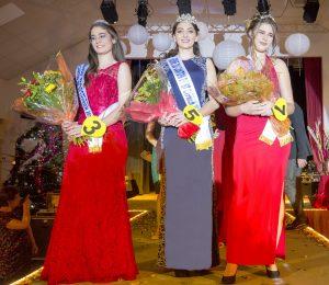 Alicia RUIVO élue Reine du canton 2019