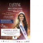CASTING MISS PERIGORD Samedi 1er Juin à Bergerac au Centre Leclerc de la Cavaille