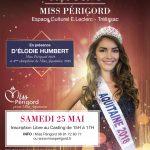CASTING MISS PERIGORD  Samedi 25 Mai à Périgueux  Espace Culturel du Leclerc Trélissac
