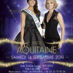 Gala D'élection Miss Aquitaine 2019