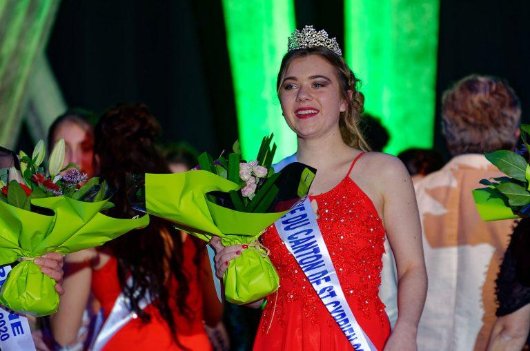 Élection de la Reine du canton de Saint-Cyprien