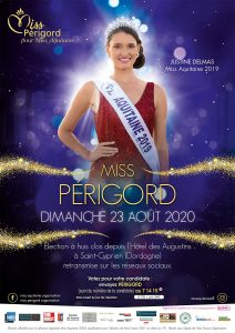 Élection Miss Périgord 2020 : Présentation des candidates